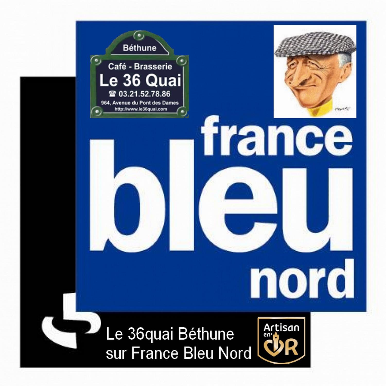 Le 36quai est sur France Bleu