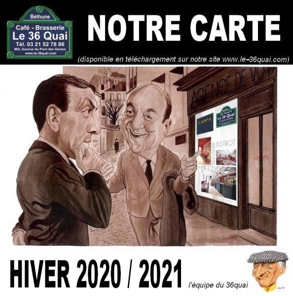 Carte 20192021